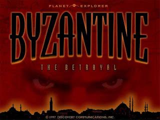 Byzantine - The Betrayal