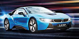 BMW i8 - Review, Spesifikasi, Harga, Gambar