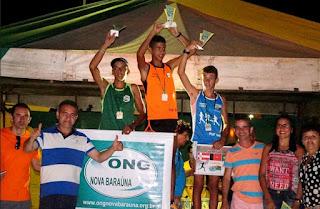 Baraúna conquista 1º Lugar na Corrida de Emancipação Política de Picuí