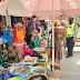 Dalam Rangka Pendipslinan PC-PEN dan PPKM Mikro, Patroli Polsek Kadipaten  Berikan Himbauan Prokes