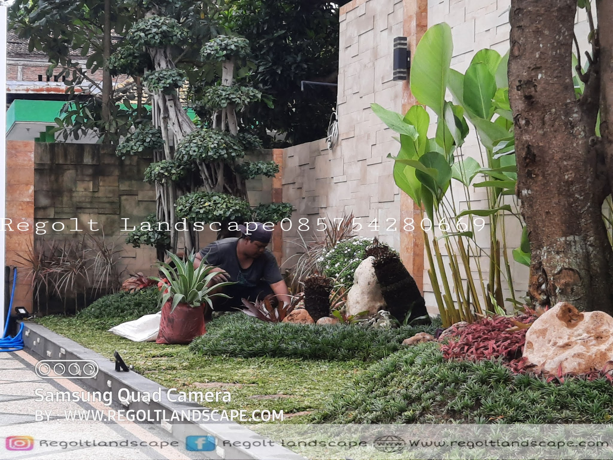 Jasa Taman Probolinggo Murah
