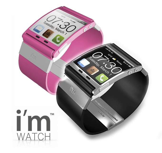 If It's Hip, It's Here (Archives): The i'm Watch. An ...