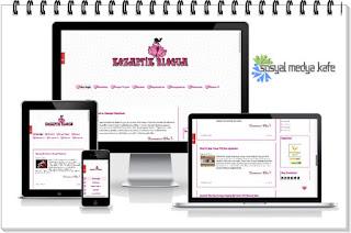 Blog Tasarım - Kozmetik Blogum