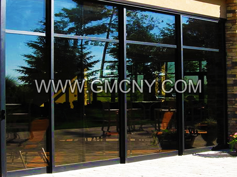 Glass Storefront