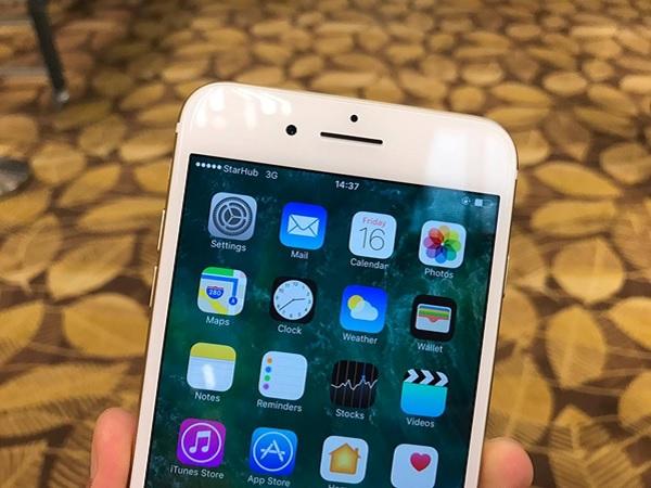Điện thoại iPhone 7 lock chính hãng