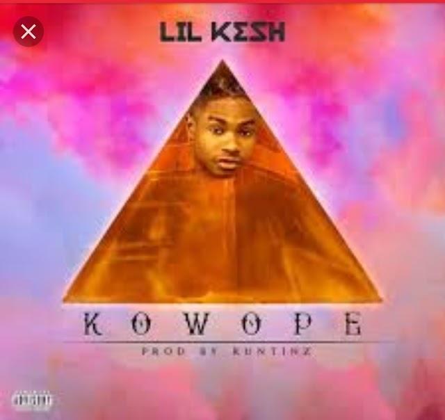 Lil Kesh - Kowope (Music)