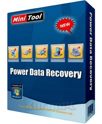 برنامج ميني تول باور 2020 Mini-Tool Power Data Recovery | لاسترجاع جميع الملفات التالفة والمحذوفة (فيديو)