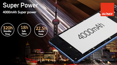 gionee m5 super battery