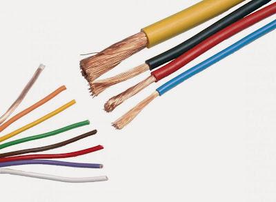 Características de los cables eléctricos