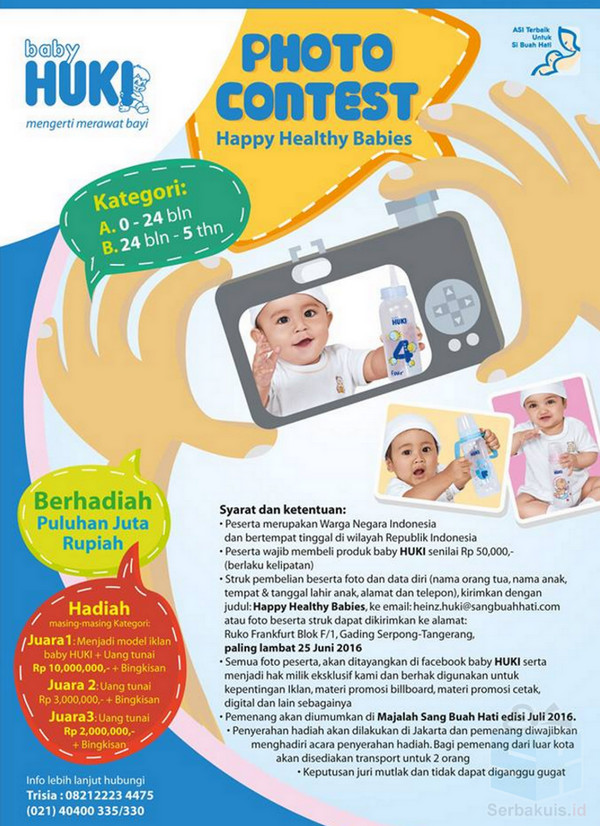 Photo Contest Happy helathy Babies