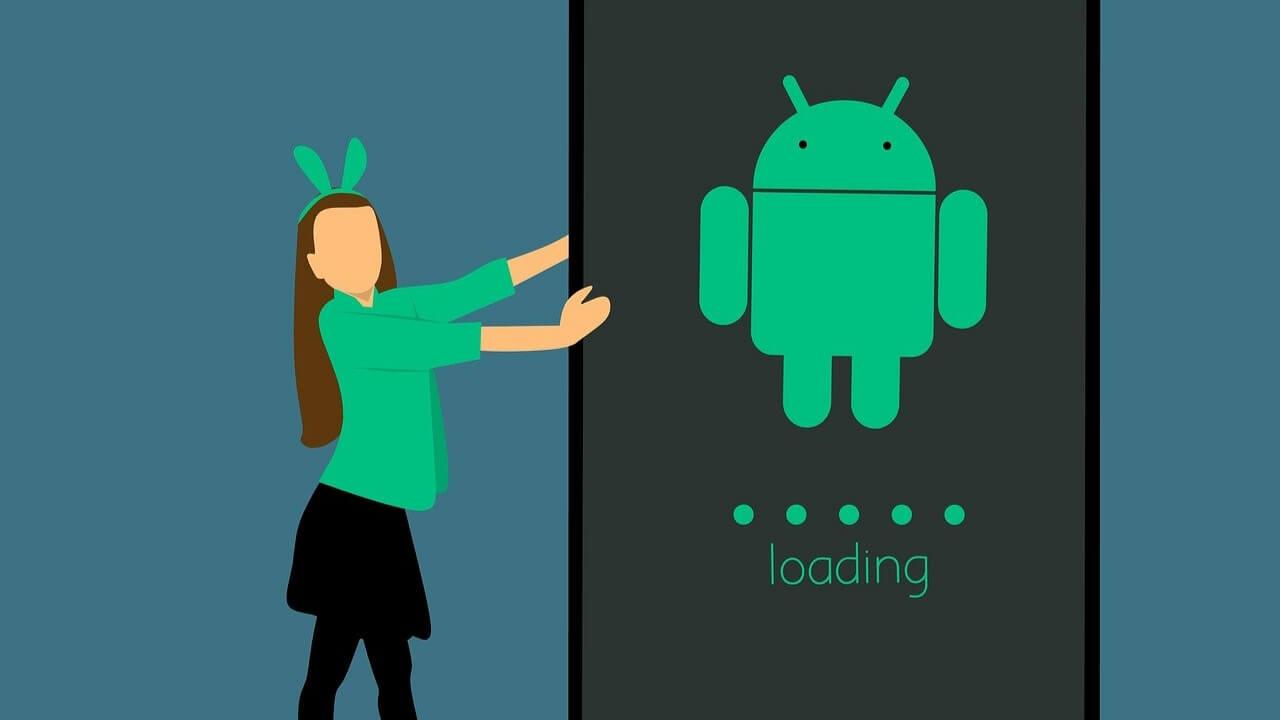 Kesalahan menggunakan hp android