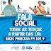 PREFEITURA DE SENHOR DO BONFIM LANÇARÁ NESTA TERÇA-FEIRA (04), O PROJETO: FALA SOCIAL