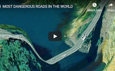 Most Difficult Highway in The World