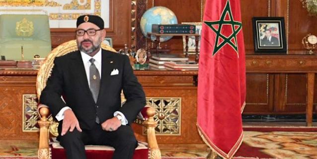 مشاورات القمة: جلالة الملك يتحدث هاتفيا مع الرئيس الموريتاني محمد ولد الشيخ الغزواني