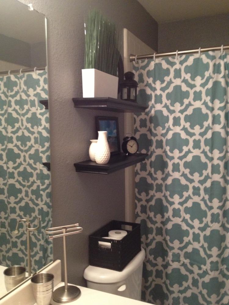 Bathroom Things: All Things Alisa: Bathroom Makeover: Under $200