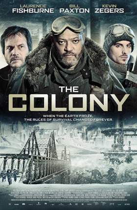 The Colony 2013 Dual Audio Hindi 850MB BluRay 720p