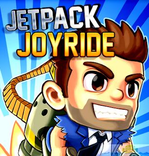 Jetpack Joyride Apk Mod Unlimited Money
