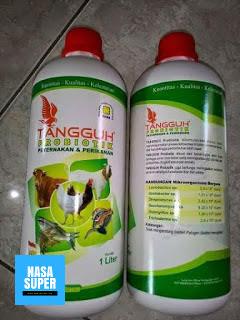 Grosir Produk Nasa TANGGUH (Probiotik Peternakan dan Perikanan)