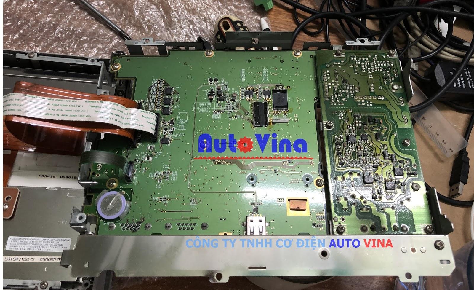 Sửa bo mạch CPU của màn hình HMI Proface AST3501-T1-D24