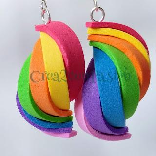 Pendientes-arcoiris-goma-eva-o-foami-Crea2-con-pasion