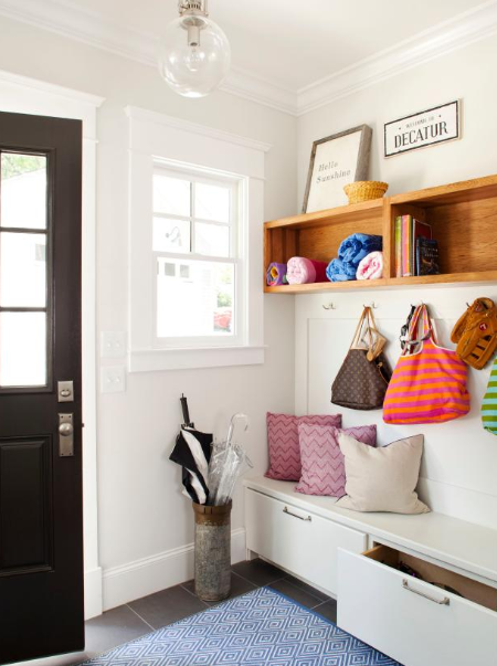 BEST ENTRYWAY IDEAS FOR SMALL SPACES