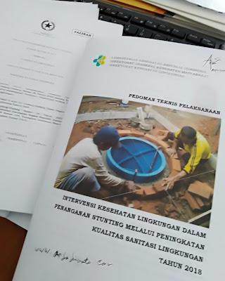 Pedoman Teknis Pelaksanaan Intervensi Kesehatan Lingkungan