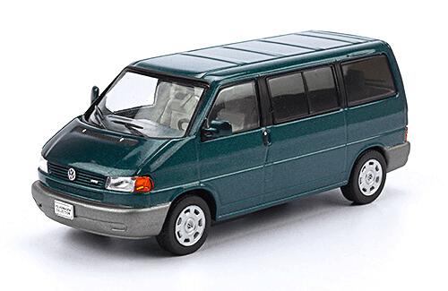 volkswagen Eurovan 1:43, volkswagen collection, colección volkswagen méxico