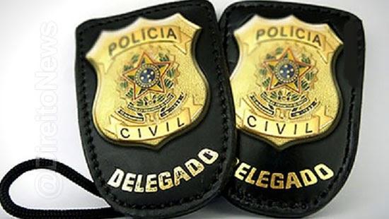 stf inconstitucional foro privilegiado delegado policia