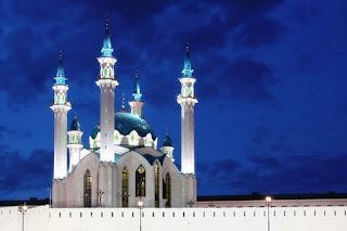 Gambar Kartun Masjid Cantik dan Lucu 201713