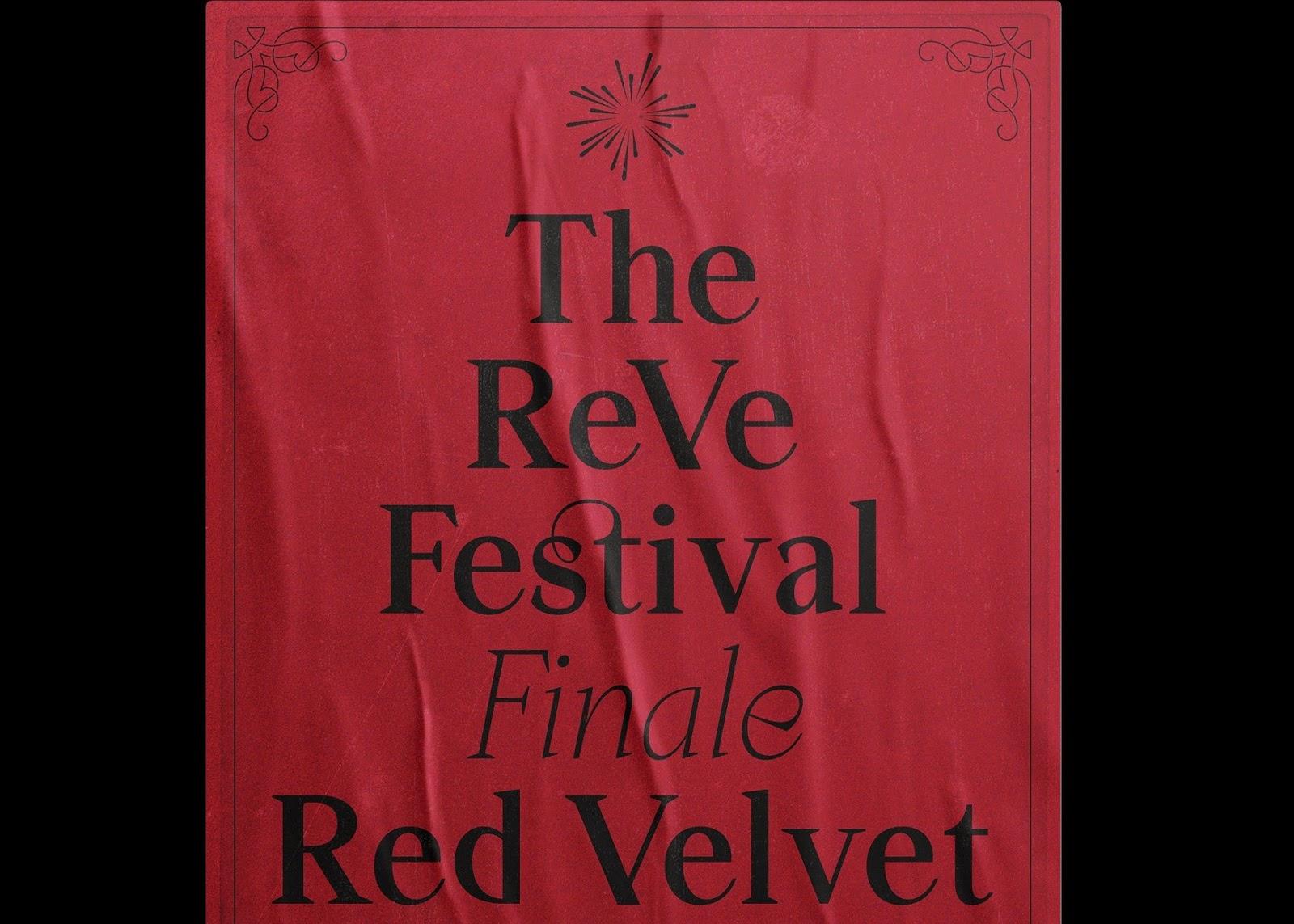Red Velvet Drops The Track List of 'The ReVe Festival: Finale' Repackage Album