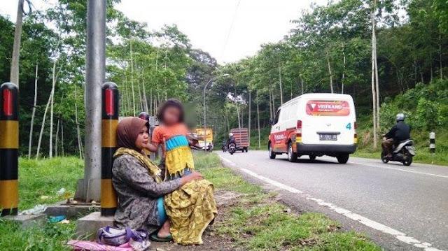 Bayi 2 Tahun Meninggal Digendong Ibunya Ketika Mengemis di Bekasi, Ketahuan Sewaktu Mau Dikasih ASI
