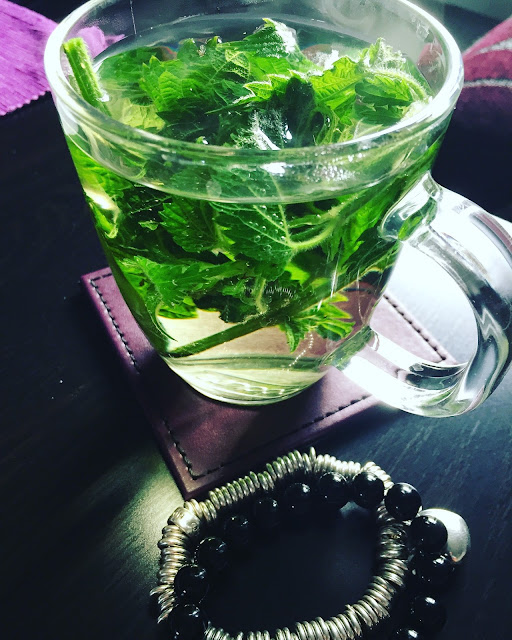 5 Reasons to Drink Nettle Tea