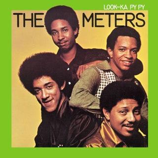 The Meters - Look-Ka Py Py Music Album Reviews