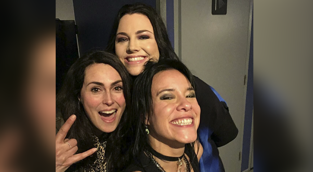amy lee sharon den adel