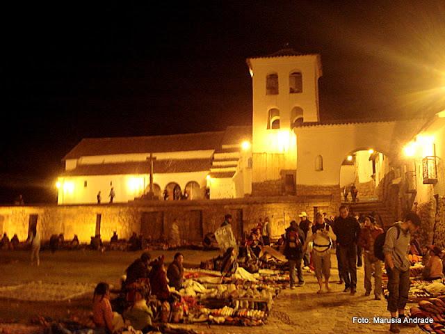 Vila de Chinchero - Vale Sagrado- Peru
