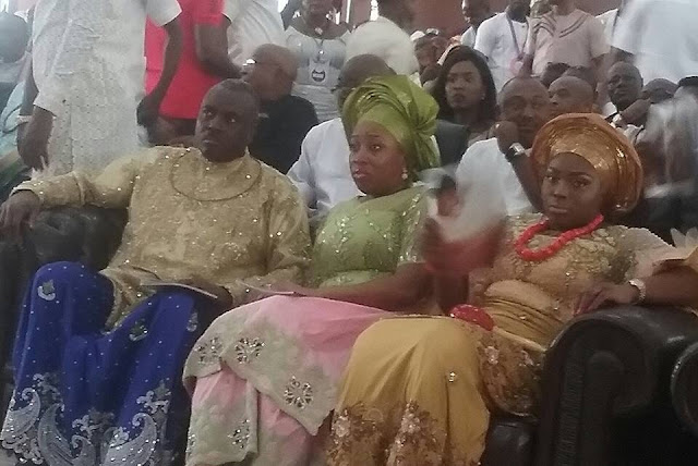 Photos from James Ibori thanksgiving service in Delta state