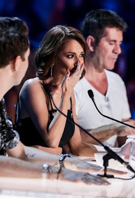 Judges can't help but cry during an emotional perfromance