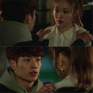 Sinopsis Cheese in the Trap episode 14 part 1
