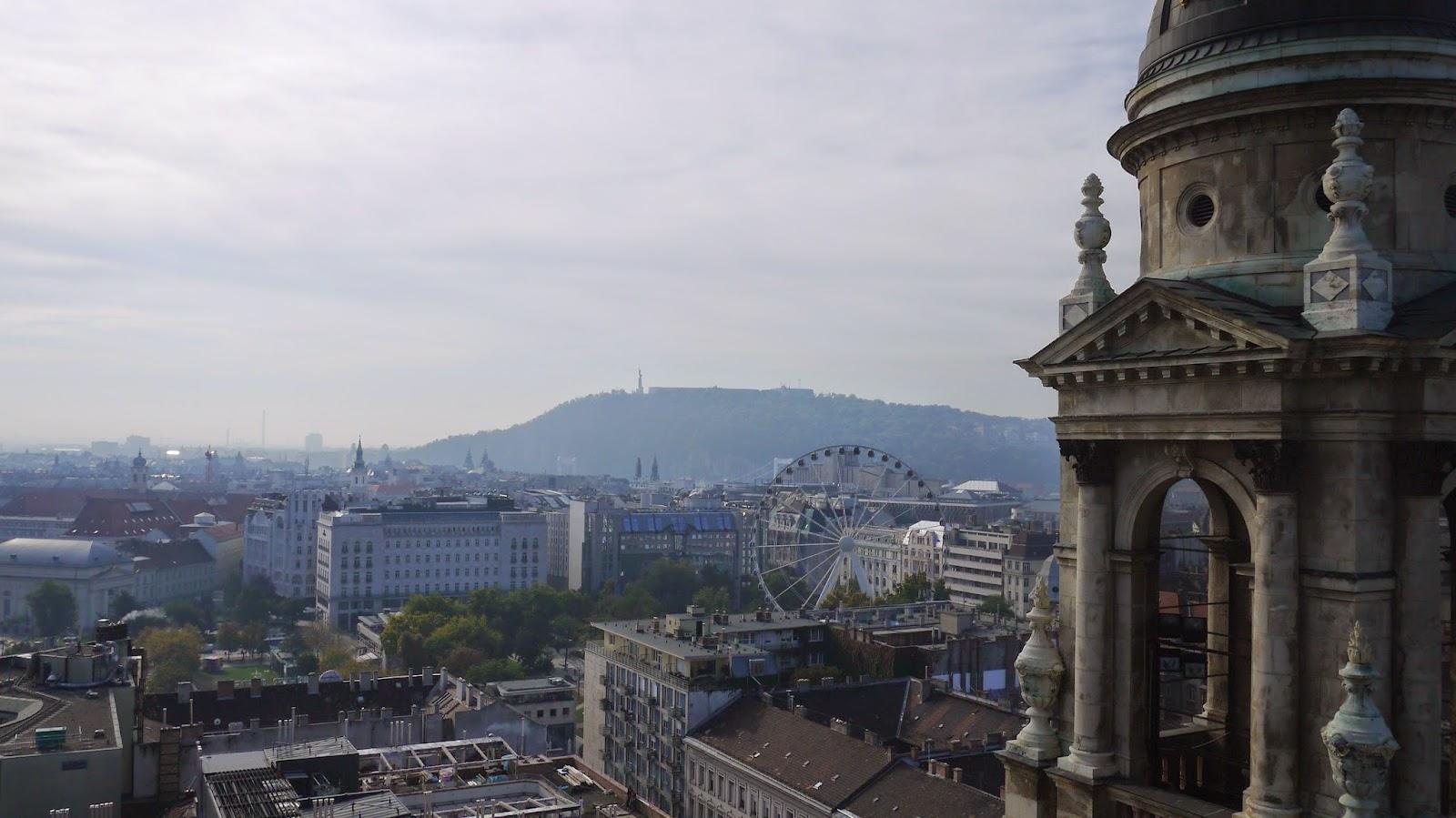 St Stephen's Basilica Budapest Dome