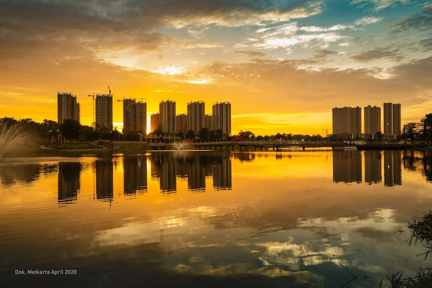 Meikarta Hunian Jaman Now, Kota Masa Depan