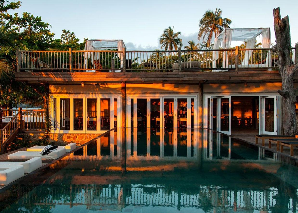 Ilhabela Hotel: TW Guaimbê Exclusive Suítes