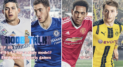 FIFA has a Story Mode!? The Future of Sports Games - Noob Talk #9