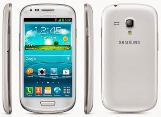 Harga terbaru dan spesfikasi dari Samsung Galaxy S III Mini I8190