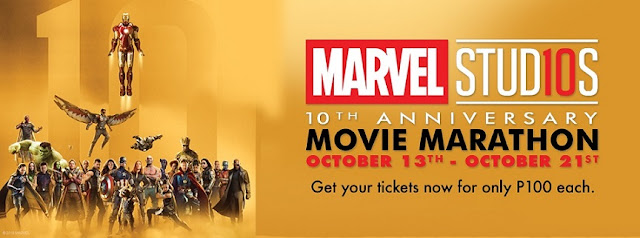 marvel movie marathon philippines