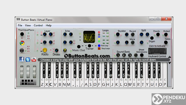 Download Button Bass Piano