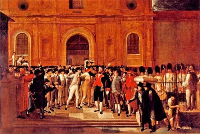 El Tumulto del 19 de abril de 1810 Juan Lovera