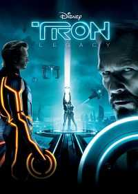 Tron (2010) Movie Download Hindi - Tamil - Telugu - Eng 700MB HDRip