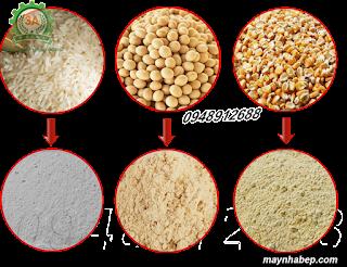 Máy xay bột gạo đa năng