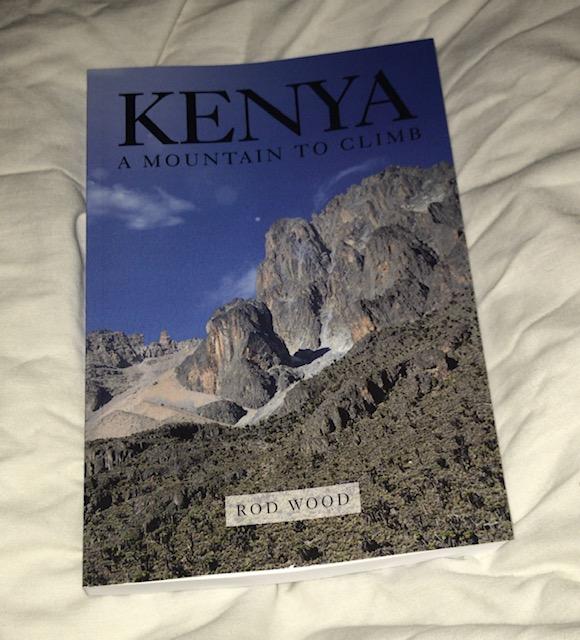 Kenya: A Mountain to Climb, Book, Travel,