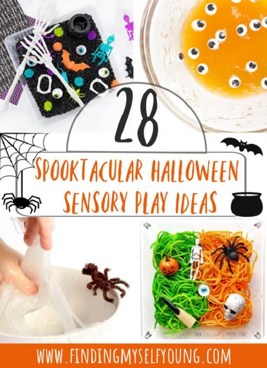28 spooktacular halloween sensory play ideas for kids